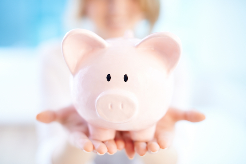 Super Funds Piggy Bank